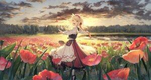 Rating: Safe Score: 43 Tags: kureishi landscape tagme User: hiroimo2