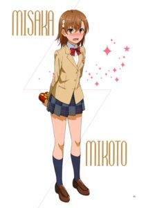 Rating: Safe Score: 17 Tags: misaka_mikoto seifuku to_aru_kagaku_no_railgun to_aru_majutsu_no_index valentine User: drop