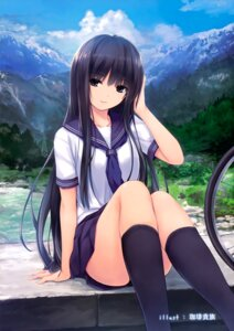 Rating: Safe Score: 104 Tags: coffee-kizoku royal_mountain seifuku User: Hatsukoi
