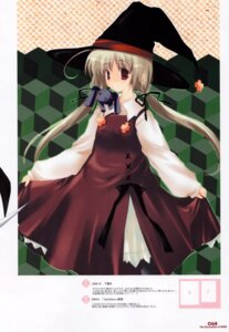 Rating: Safe Score: 10 Tags: akane_makes_revolution ikegami_akane witch User: MirrorMagpie