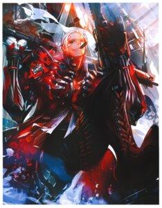 Rating: Safe Score: 7 Tags: armor gun kaku-san-sei_million_arthur male panamaman User: Radioactive