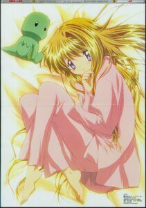 Rating: Safe Score: 10 Tags: air aratani_tomoe crease kamio_misuzu pajama User: Radioactive