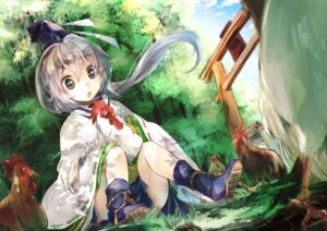 Rating: Safe Score: 38 Tags: makuwauri mononobe_no_futo touhou User: Romio88