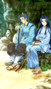 Rating: Safe Score: 4 Tags: air japanese_clothes moonknives ryuuya yaobikuni User: Feito