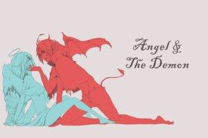 Rating: Safe Score: 16 Tags: angel christa_lenz devil jin_chongtian shingeki_no_kyojin wings ymir_(shingeki_no_kyojin) User: Ulquiorra93