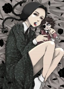 Rating: Safe Score: 7 Tags: addams_family dress wednesday_addams yanagida_shita User: Radioactive