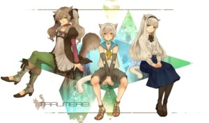 Rating: Safe Score: 6 Tags: animal_ears heterochromia nekomimi pantyhose senano_yuu tail User: hobbito