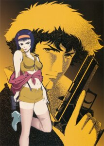 Rating: Safe Score: 9 Tags: cowboy_bebop faye_valentine pantyhose screening spike_spiegel User: majoria