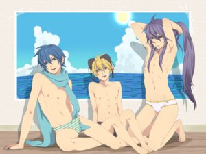 Rating: Safe Score: 15 Tags: kagamine_len kaito kamui_gakupo male nayu vocaloid User: anaraquelk2