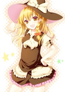 Rating: Safe Score: 43 Tags: dabadhi kirisame_marisa touhou User: Radioactive
