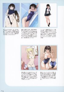 Rating: Explicit Score: 11 Tags: censored mignon nipples penis sketch swimsuits undressing User: BattlequeenYume