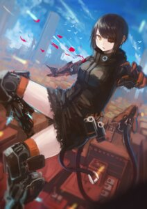 Rating: Safe Score: 22 Tags: mecha_musume tagme thighhighs User: LolitaJoy