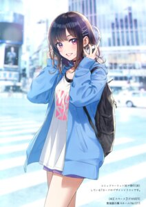 Rating: Safe Score: 66 Tags: canvas_(morikura_en) headphones morikura_en User: kiyoe