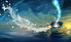 Rating: Safe Score: 35 Tags: dress hatsune_miku miemia no_bra vocaloid User: charunetra