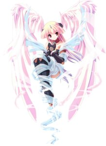 Rating: Safe Score: 23 Tags: angel gouen_no_soleil nanashiki_rin skyfish tsurugi_hagane User: Azaghal
