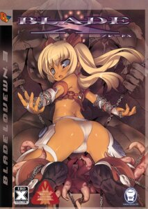 Rating: Questionable Score: 20 Tags: ass ayumi blade bondage pantsu tentacles x-blades User: Radioactive