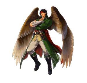 Rating: Questionable Score: 3 Tags: bandages fire_emblem fire_emblem:_souen_no_kiseki fire_emblem_heroes nintendo pointy_ears suekane_kumiko tibarn wings User: fly24