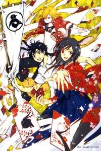 Rating: Safe Score: 19 Tags: clamp king_kazuma koiso_kenji mokona shinohara_natsuki summer_wars User: Aurelia