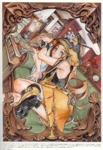 Rating: Safe Score: 9 Tags: dress guilty_gear ishiwatari_daisuke may_(guilty_gear) User: Radioactive
