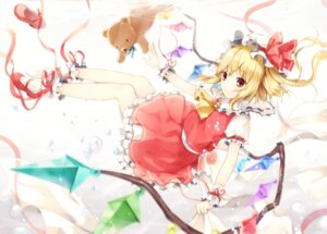 Rating: Safe Score: 26 Tags: 6u flandre_scarlet touhou User: fairyren