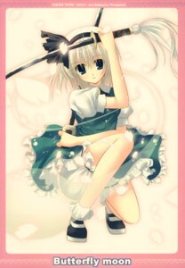 Rating: Safe Score: 14 Tags: konpaku_youmu lolita_fashion natsuki_coco sword touhou User: ieiediediedie