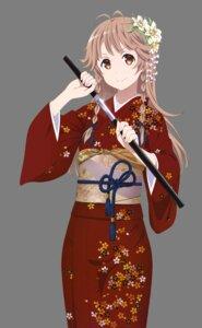 Rating: Safe Score: 24 Tags: high_school_fleet kimono nakamura_naoto nosa_kouko sword transparent_png User: Mekdra