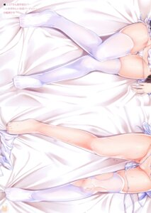Rating: Questionable Score: 23 Tags: cameltoe censored dakimakura feet gochuumon_wa_usagi_desu_ka? hoto_cocoa kurou_(quadruple_zero) maid nopan pantsu stitchme string_panties thighhighs torn_clothes User: kiyoe