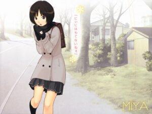 Rating: Safe Score: 29 Tags: amagami tachibana_miya takayama_kisai User: himawariYamato