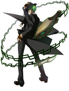 Rating: Safe Score: 10 Tags: blazblue hazama male User: Radioactive