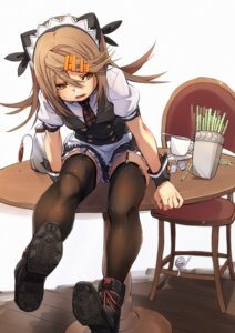 Rating: Safe Score: 33 Tags: fu-ta maid stockings thighhighs User: Mr_GT