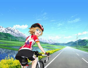 Rating: Safe Score: 15 Tags: bike_shorts kurata_ami long_riders! tagme User: Korino