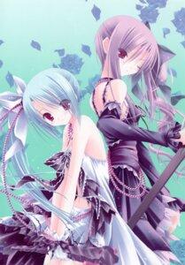 Rating: Safe Score: 33 Tags: dress duel_dolls tinkle User: syaoran-kun