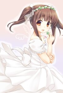 Rating: Safe Score: 43 Tags: dress miyashita_maka ogata_chieri the_idolm@ster the_idolm@ster_cinderella_girls User: Mr_GT