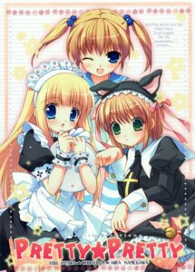 Rating: Safe Score: 19 Tags: chikotam lolita_fashion maid namegawa_aira ozawa_yuu User: syaoran-kun