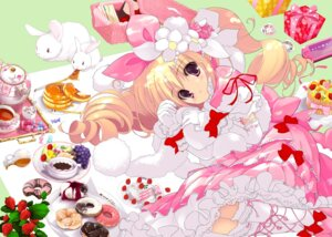 Rating: Safe Score: 35 Tags: dress lolita_fashion yoshiwo User: thfp