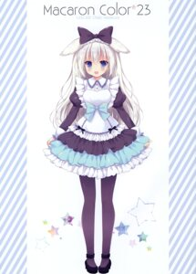 Rating: Questionable Score: 11 Tags: animal_ears cascade hasekura_chiaki heels pantyhose tagme tail User: Radioactive