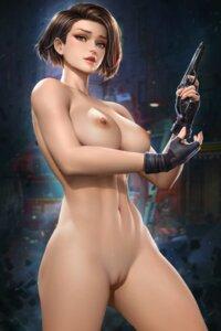 Rating: Explicit Score: 38 Tags: gun jill_valentine naked nipples nudtawut_thongmai pussy resident_evil resident_evil_3 uncensored User: popcorn1239