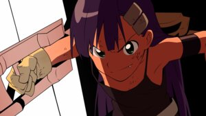 Rating: Safe Score: 7 Tags: kiyal tengen_toppa_gurren_lagann vector_trace User: demon_eyes