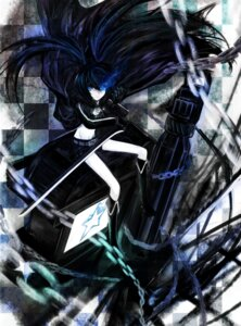Rating: Safe Score: 22 Tags: black_rock_shooter black_rock_shooter_(character) gun kazabana_kazabana sword vocaloid User: hobbito
