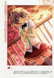 Rating: Safe Score: 18 Tags: izumi_tsubasu kimi_to_issho_ni nakajima_mizuho seifuku thighhighs User: Share