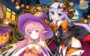 Rating: Safe Score: 14 Tags: brave_girl_ravens cleavage halloween kou_mashiro pantsu pointy_ears tetsubuta wallpaper witch User: zyll
