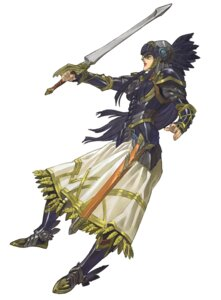 Rating: Safe Score: 10 Tags: armor lenneth sword tagme valkyrie_profile User: Radioactive