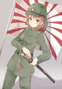 Rating: Safe Score: 21 Tags: pen-zin sword uniform User: KazukiNanako