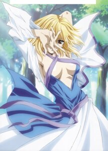 Rating: Safe Score: 21 Tags: cleavage dress gundam gundam_seed gundam_seed_destiny kawarajima_koh no_bra stella_loussier User: Anonymous