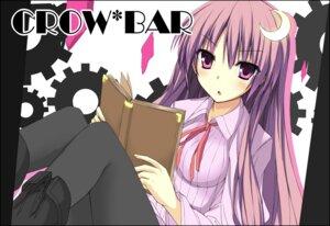 Rating: Safe Score: 15 Tags: patchouli_knowledge touhou tozuka_natsuru User: fairyren