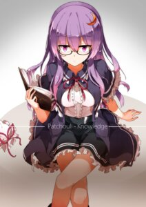 Rating: Safe Score: 94 Tags: hide448 megane patchouli_knowledge touhou User: Mr_GT