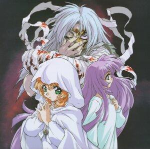 Rating: Safe Score: 4 Tags: bandages blood dress graham_(shamanic_princess) ishida_atsuko robe sara_(shamanic_princess) shamanic_princess tiara User: WhiteExecutor