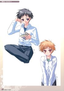 Rating: Safe Score: 2 Tags: hinadamari katagiri_hinata male ookiku_furikabutte User: WtfCakes
