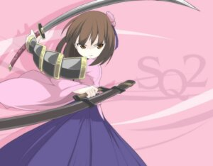 Rating: Safe Score: 11 Tags: asakura_masatoki bushidou sekaiju_no_meikyuu sword User: Radioactive