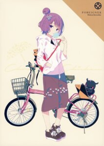 Rating: Safe Score: 46 Tags: fate/grand_order katsushika_hokusai_(fate/grand_order) ohara_tometa qp:flapper User: Hatsukoi